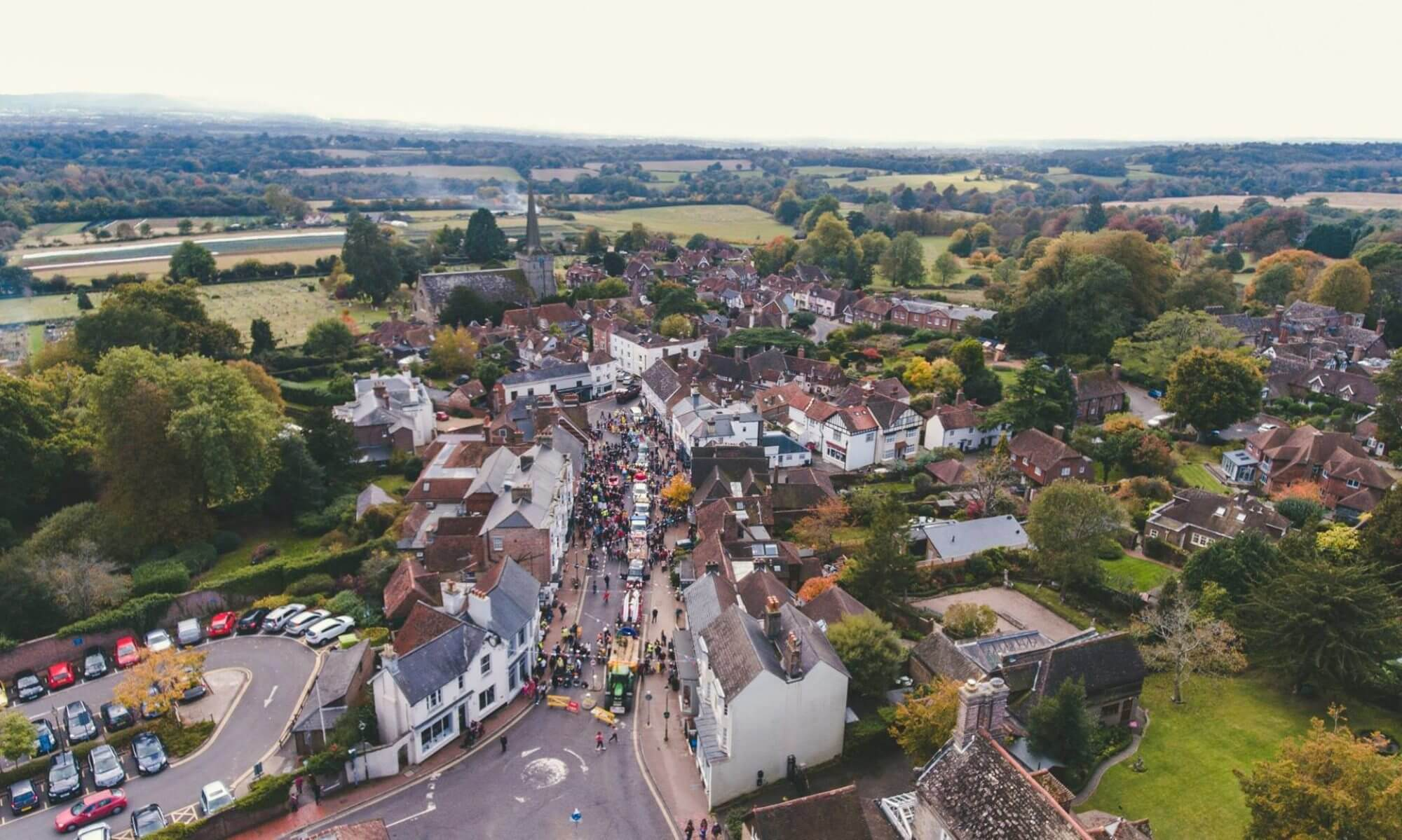 The Independent State of Cuckfield